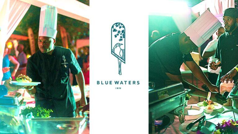 Chef Jason James, Blue Waters Inn