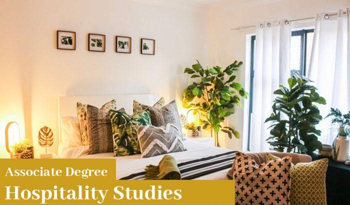 Associate Degree- Hospitality Studies 2