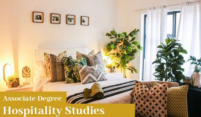 Associate Degree- Hospitality Studies