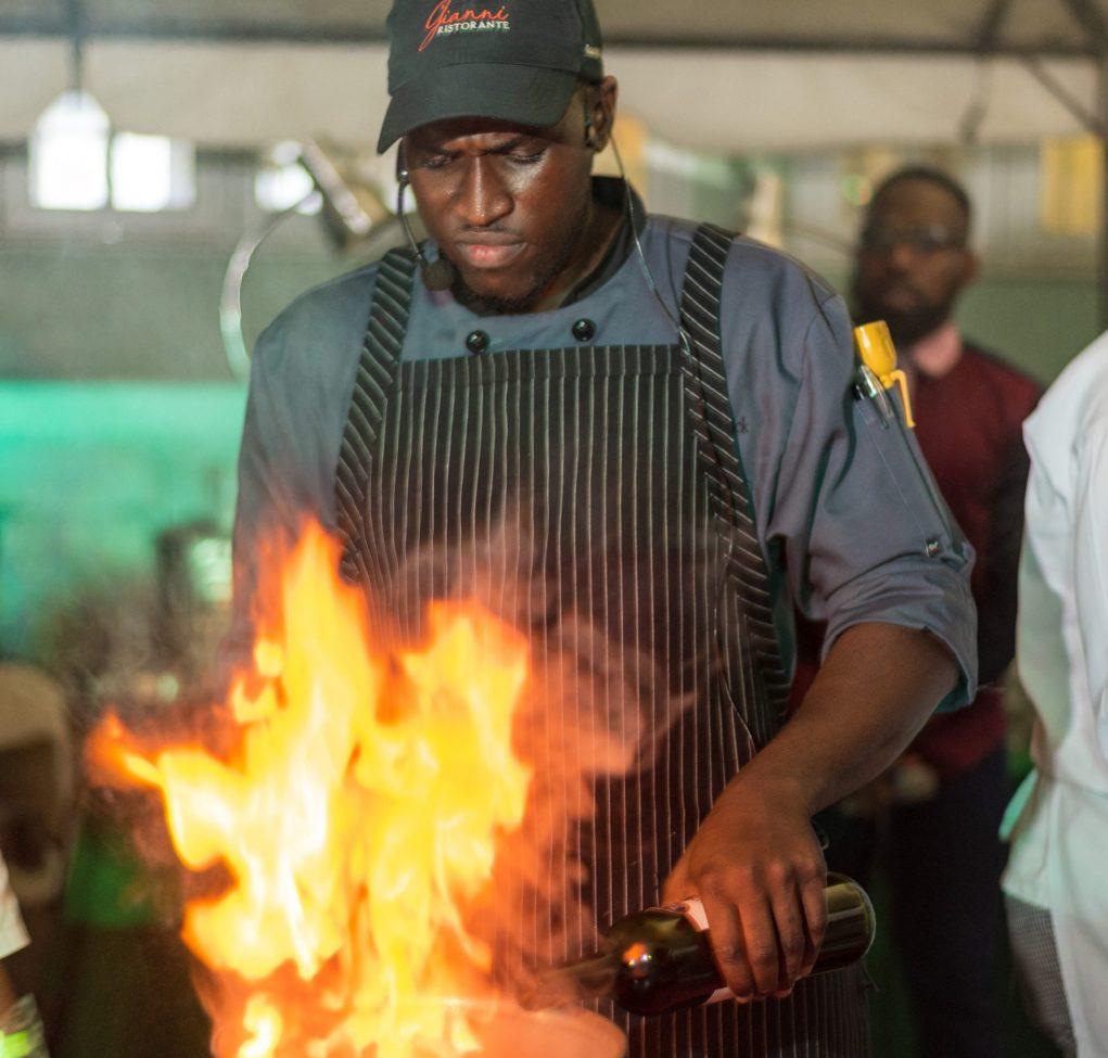 chef fire